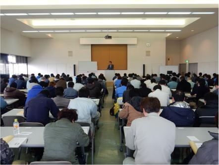 令和2年度上期の講習会は新潟県内で開催し、当組合が担当します。