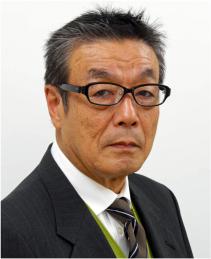 新潟県電気工事工業組合<br /> 理事長 小林 功