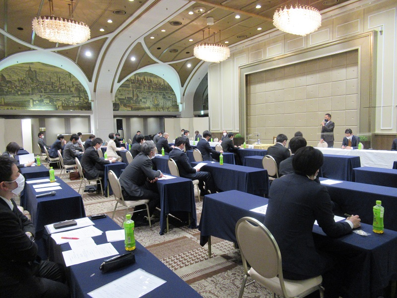 【青年部】新年理事会を開催しました。